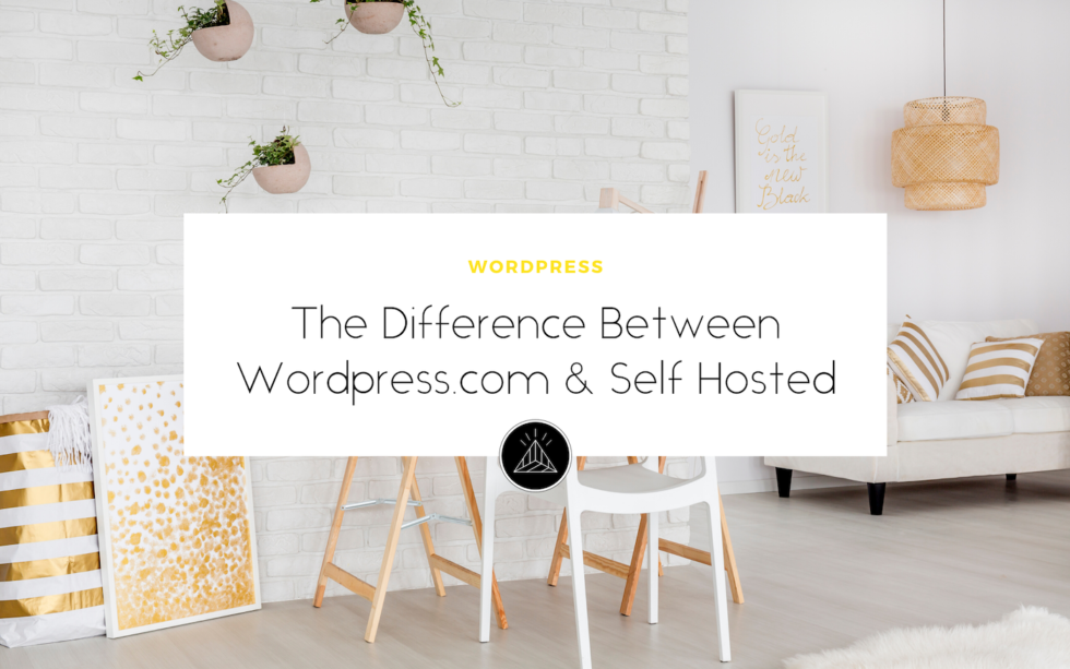 Self-Hosted WordPress Website vs. WordPress.com, what's the difference?