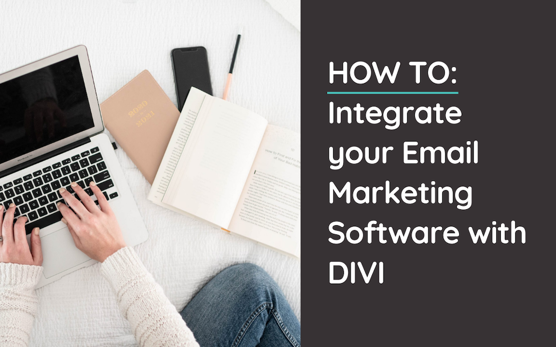 Learn how to connect your email marketing software to your Divi website using one of three simple methods. @hellosammunoz www.samanthamunoz.com