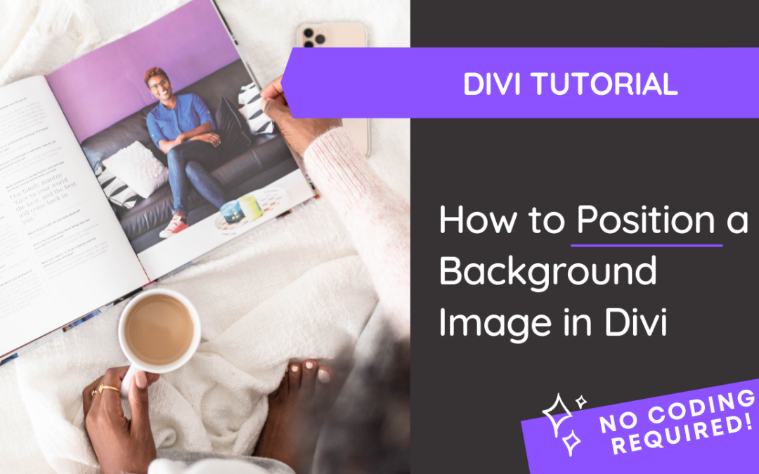 Ensure the background image you use on your site shows up the way you want it to! Learn how to position a background image in Divi. @hellosammunoz www.samanthamunoz.com